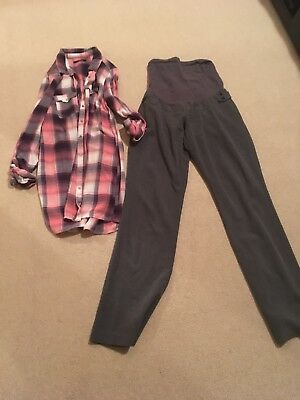Womens Size 8 Maternity Work Bundle