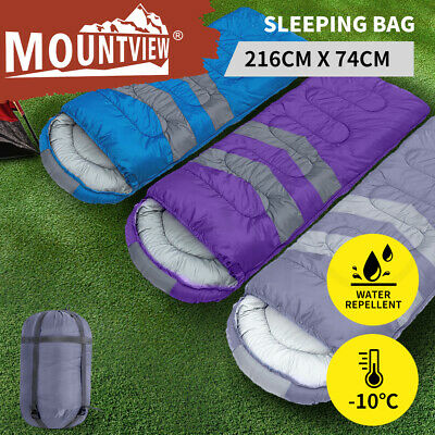Thermal Camping Sleeping Bag Tent Micro Compact Design Outdoor Hiking