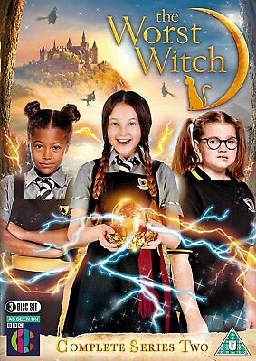 The Worst Witch Series Two (BBC) (DVD)
