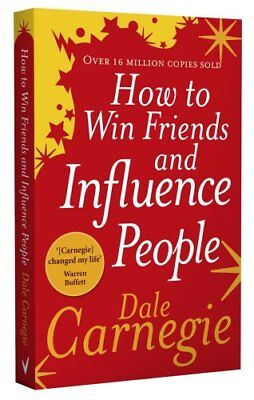 How to Win Friends and Influence People  Brand New Paperback   9780091906818