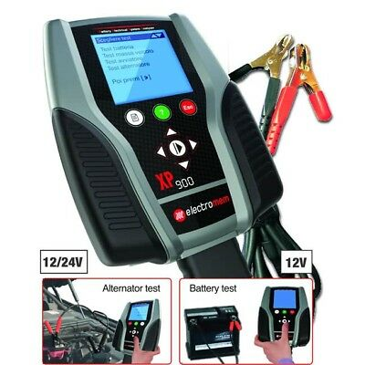 Professional Battery Tester 12 Volt with Printer Connect to PC Alternator