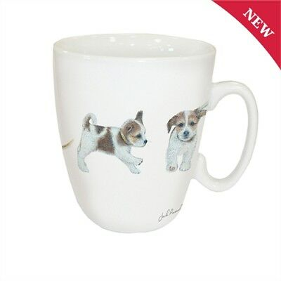 Jack Russell Puppies Mug - FREE Gift Box - Great Gift for  Dog Lovers - Free P&P