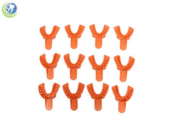 36 Pcs. Dental Plastic Thermoform Disposable Impression Trays Lower Small #6