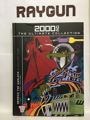 2000 AD Ultimate Collection Issue 19 Nemesis the Warlock Volume Two