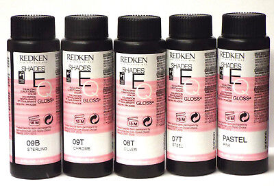 Redken Shades EQ Gloss Equalizing Conditioning Hair Color - Choose any shade