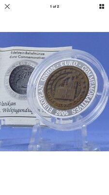 2006 korea 700 won Vatican City  silver coin