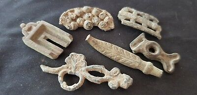 Superb lot of Ancient to Post Medieval partifacts uncleaned con. found UK. L46s