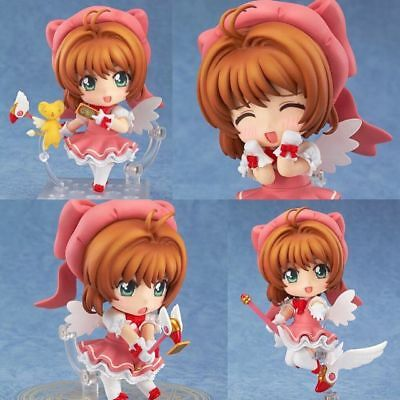New Cardcaptor Sakura Kinomoto Nendoroid # 400 Good Smile Company US Seller
