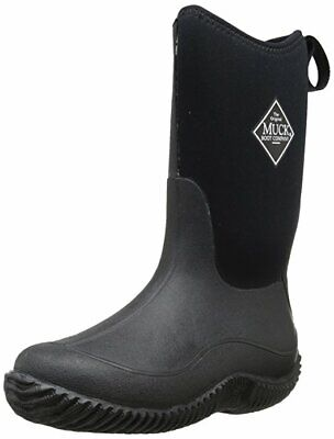 Muck Boots Hale Toddler Youth Kids Boys / Girls Waterproof Snow Boot Black