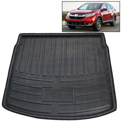 1x Upper Rear Trunk Boot Mat Cargo Liner Floor Tray For Honda CRV CR-V 2017 2018