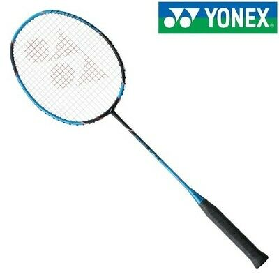 Yonex Voltric Flash Boost, Blue/Black , Strung With Cover, Choice Of STRING