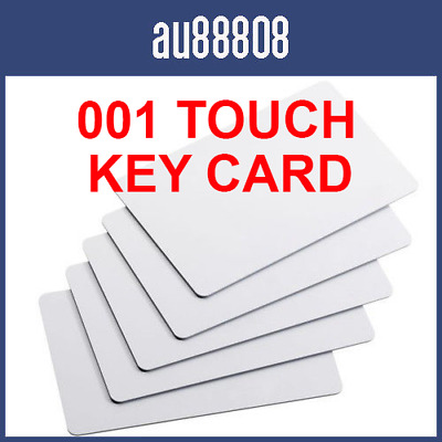 New Proximity Key Card For Lockwood 001 Touch Rfkc10 Swipe 001Touch Assa Abloy