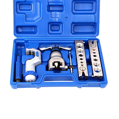 WK-806FT Copper Tube Flaring Cutting Tool Kit Pipe Piping Flaring Tool Set