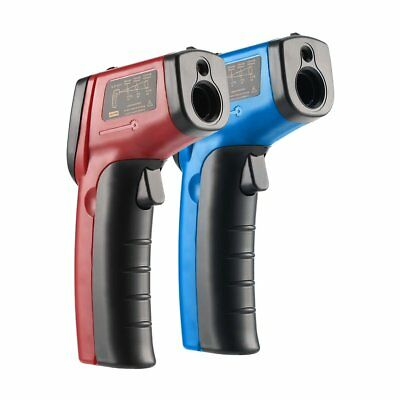 Non-Contact LCD IR Laser Digital Temperature Meter Sensor Infrared Thermometer*K