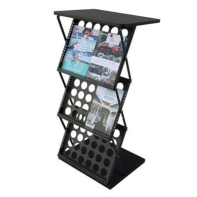 Portable Brochure Stand / Portable Lectern