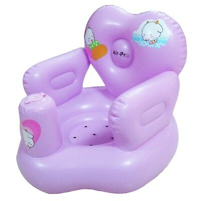 Multifunctional Portable Backrest Seat Safety Bath Infant Inflatable Sofa WS