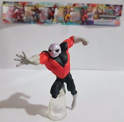 Dragon Ball Super Gashapon Vs 04 Jiren Battle Figur Figur Bandai