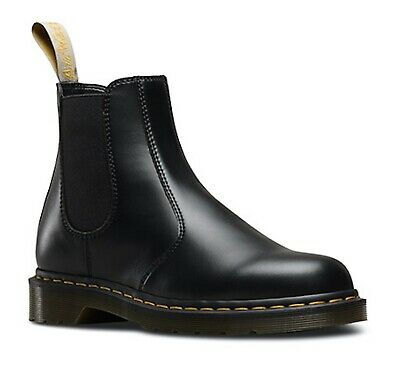 Dr. Martens Vegan Chelsea Boots Pull On Shoes Unisex 2976