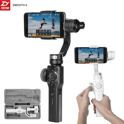 ZhiYun Smooth 4 3-Axis Handheld Gimbal Stabilizer for iPhone Samsung Smartphone