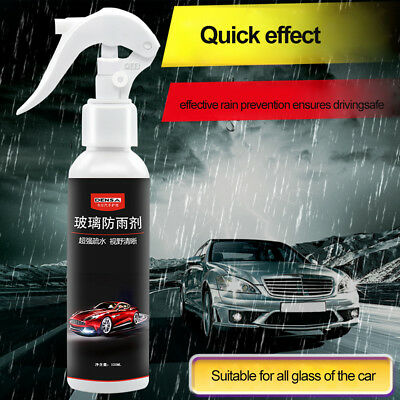Car Front 120ml Water Anti-Repellent Windscreen Window Glass Treatment sp2