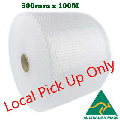 Bubble Wrap 500mm x 100M High Quality Australian made Made in Australia