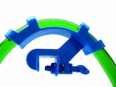 Hose Holder - Filtration Water Pipe Filter Mount Tube Tropical Fish Tank ISTA