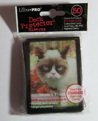 Grumpy Cat Ultra Pro Deck Protector Sleeves (x50)