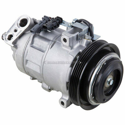 New OEM AC Compressor & A/C Clutch Fits Chevy Caprice & SS