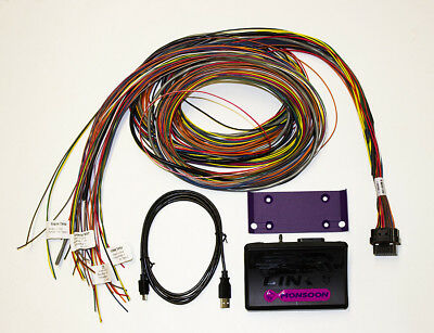 G4+ Monsoon with Universal Harness - Link Standalone ECU Kit