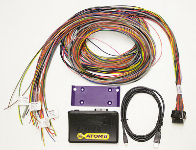 G4+ ATOM II with Universal Harness - Link Standalone ECU
