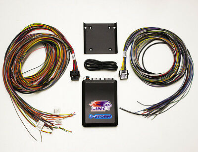 G4+ Storm with Universal Harness - Link Standalone ECU