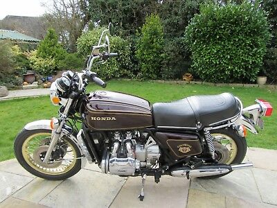 1976 Honda Gold Wing GL1000 Ltd