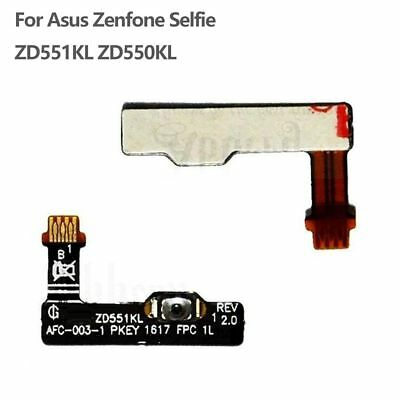 Power Button Switch On Off Flex Cable For Asus Zenfone Selfie ZD551KL ZD550KL