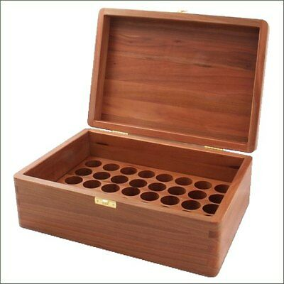 Bach flower remedies premium wooden box