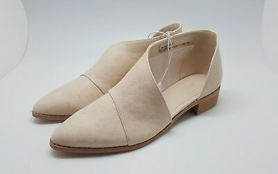 Universal Thread Goods Co. Wenda Cut Out Booties Ivory