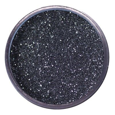 WOW! Embossing Powder Black Glint 15 ml - Embossing Pulver
