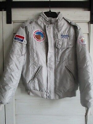 1987 Lake Tahoe John Denver Celebrity Ski Classic Jacket Medium