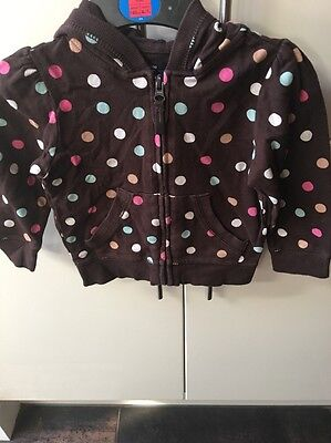 Girls Gap Tracksuit Age 3 Very Good Condition