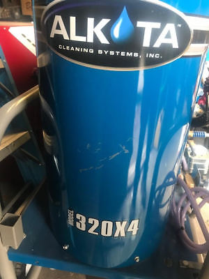 New Alkota 320x4 Hot Water 1PH / Diesel 3GPM @ 2000PSI Pressure Washer