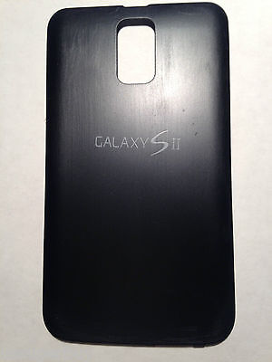 New Wholesale 20X Samsung i727 Galaxy S2 Skyrocket Battery Back Door Cover Black