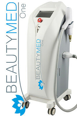 BeautyMED Profi Tattoo Removal Machine zur Tattooentfernung,Q Switch Laser