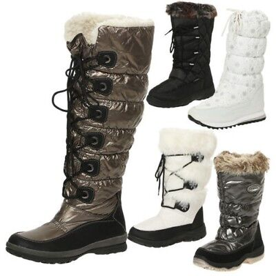 Womens Winter Boots Thermal Boots Snow Boots Boots Shoes fur Warm Cl 012