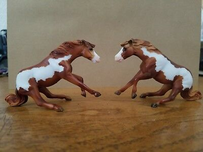 Pair of G4 stablemate reiners from the Wild at Heart set