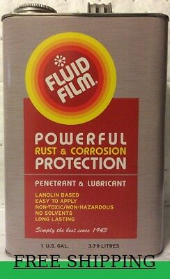 Fluid Film Liquid A Gallon Only $42.89/Gallon With Free Shipping