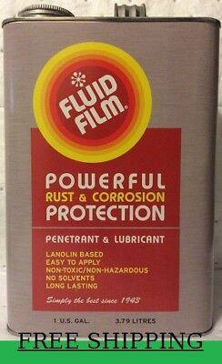 Fluid Film Liquid A 2 Gallon Pack, Only $78.89/2 Gallon Pack With Free Shipping