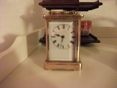 Collectable French carriage clock