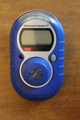 Honeywell Neotronics Impulse XT Gas Monitor