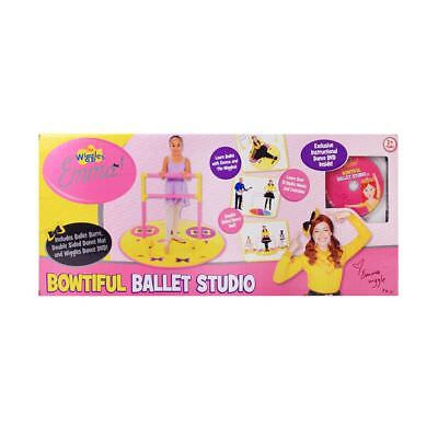 NEW The Wiggles Emma Bowtiful Ballet Studio