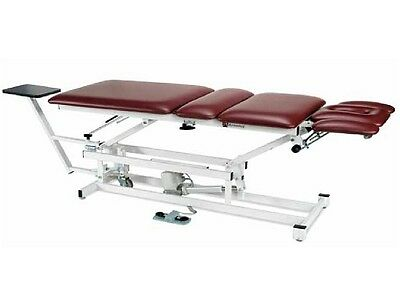 Traction Decompression  Elevation Table, Compatable With Chattanooga Accessories