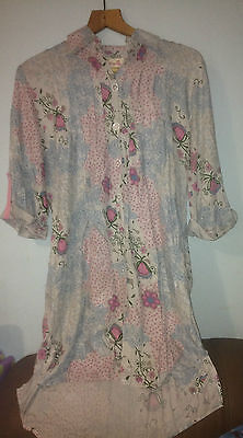 Papinelle Arabella Night Shirt Bnwt Sz  Medium  Free Postage (A92)